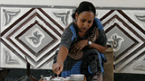 An Ethiopian lady cooking in her home. - Photo: Flickr/US Army Africa