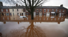 Severe flooding in Carlisle, north-west England, December 2015. Photograph: Andrew Yates/Reuters